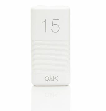 شارژر همراه OAK مدل CLASSIC PC_15 ظرفیت 15000 میلی آمپر ساعت