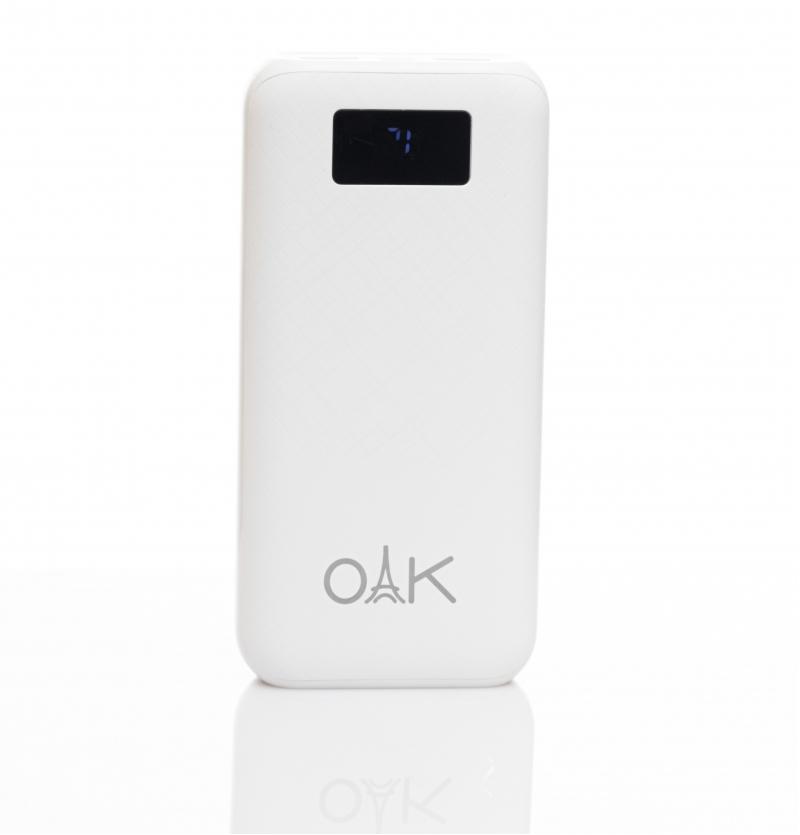 شارژر همراه OAK مدل CLASSIC PS-20 ظرفیت 20000 میلی آمپر ساعت