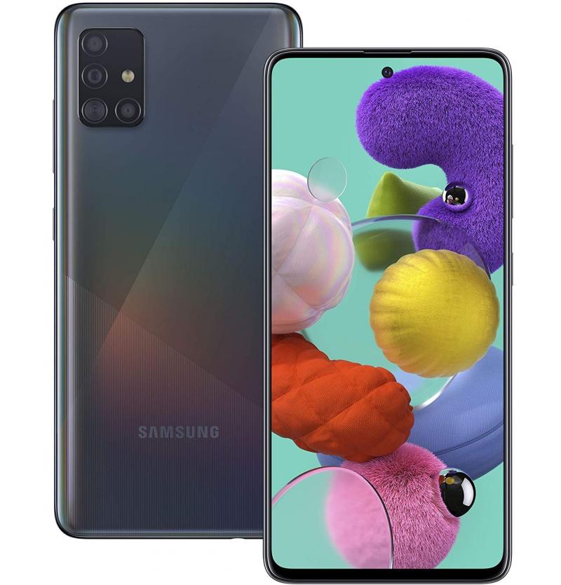 گوشی موبایل samsung A51
