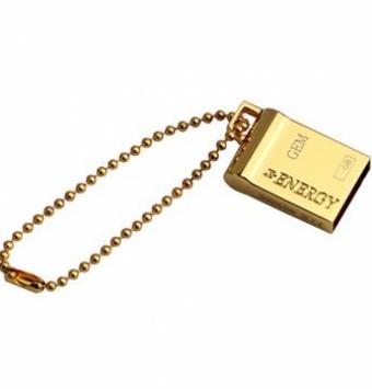 فلش مموری 32GB ایکس انرژی golden gem-b
