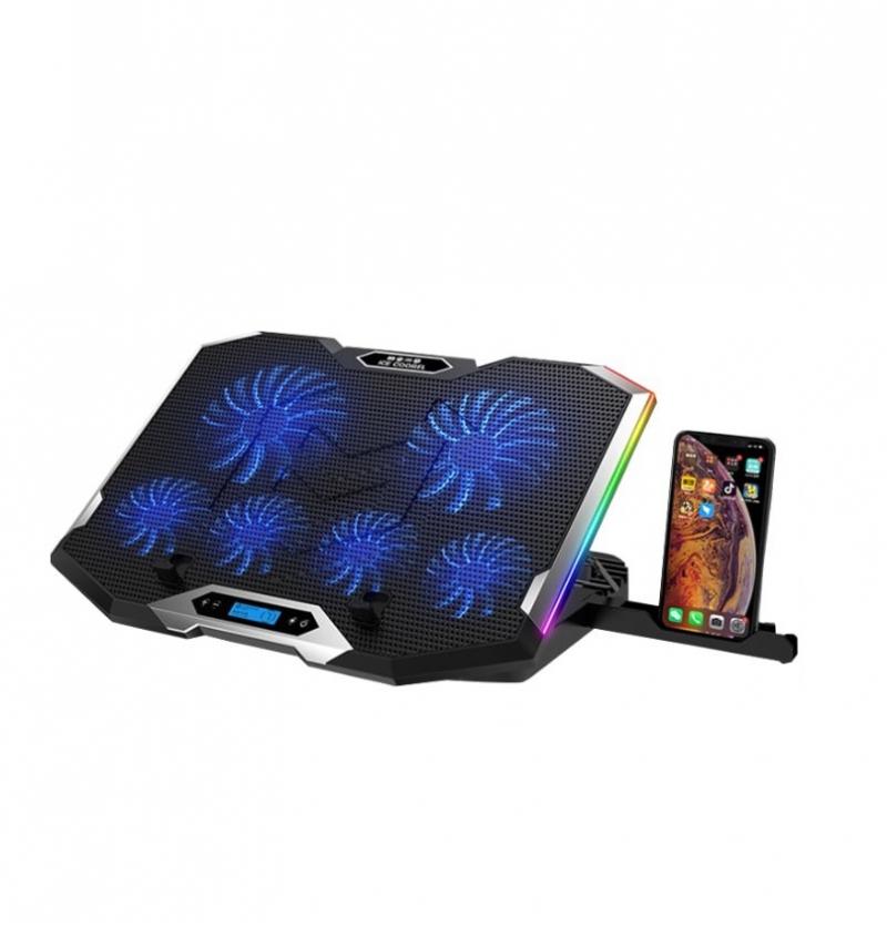 پایه خنک کننده لپ تاپ آیس کورل مدل K9