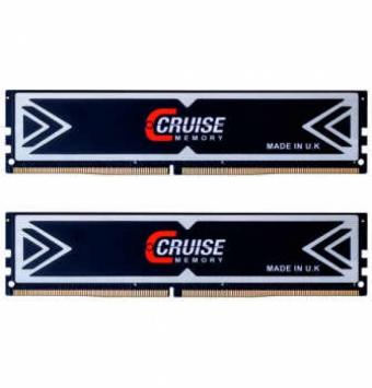رم دسکتاپ DDR4 دو کاناله 2400 مگاهرتز CL17 کروز مموری مدل Formula ظرفیت 16 گیگابایت