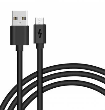 کابل تبدیل USB به microUSB سومگ مدل SMG-Supr طول 1.2 متر