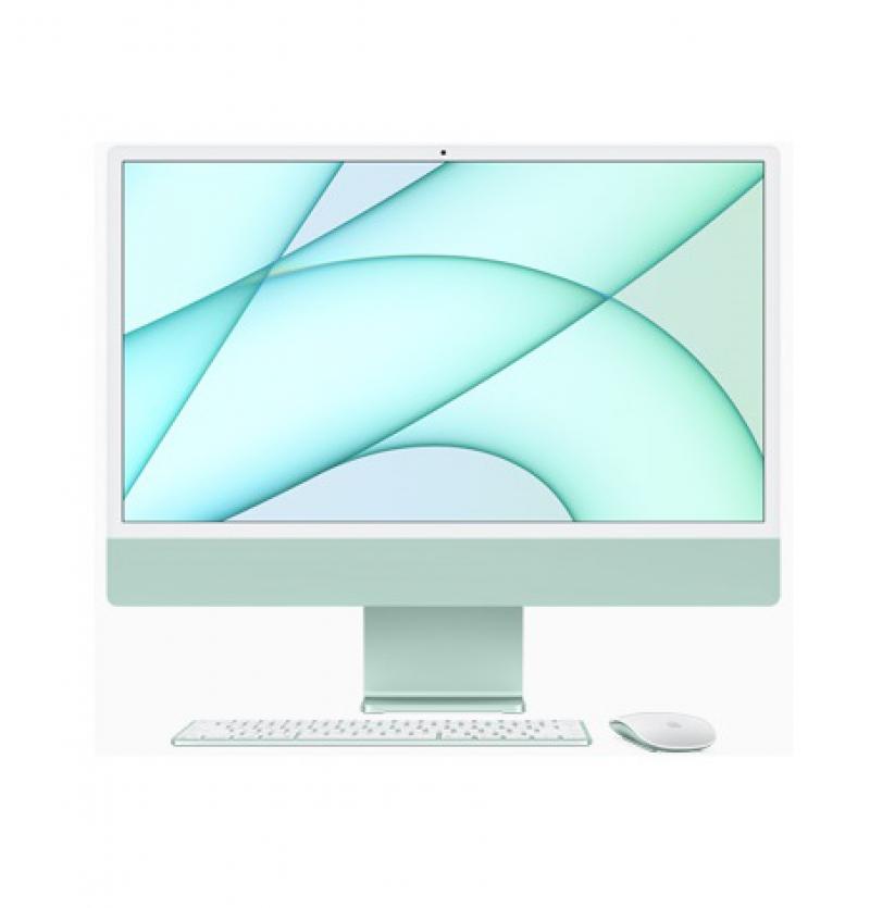 کامپیوتر همه کاره 24 اینچی اپل مدل iMac 2021 با صفحه نمایش رتینا 4.5K