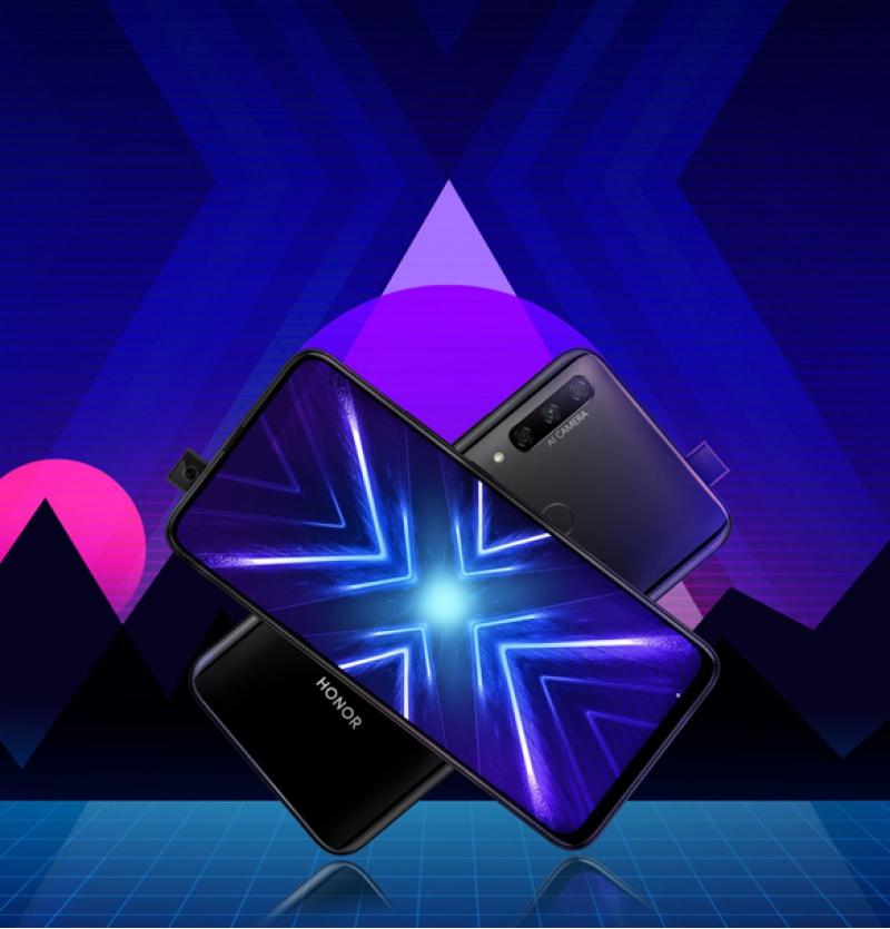 گوشی موبایل آنر 9x