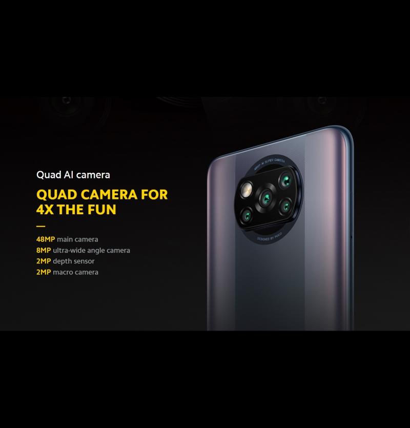 گوشی موبایل شیائومی مدل POCO X3 Pro دو سیم کارت ظرفیت 256 گیگابایت و 8 گیگابایت رم