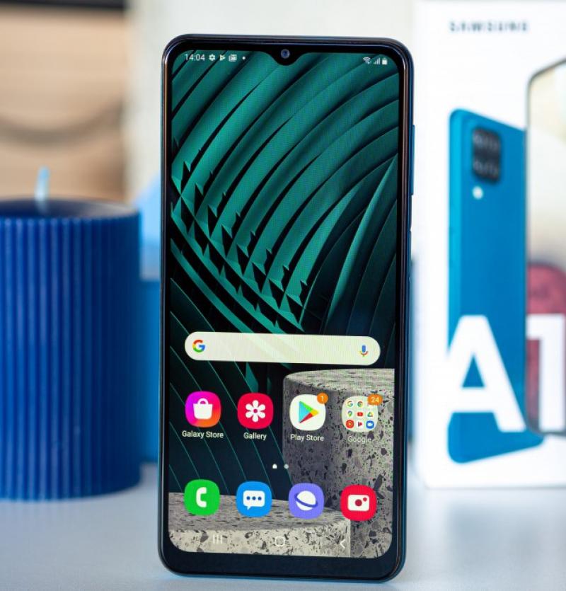 گوشی موبایل سامسونگ مدل Galaxy A12  دو سیم کارت ظرفیت 64 گیگابایت رم 4 گیگابایت