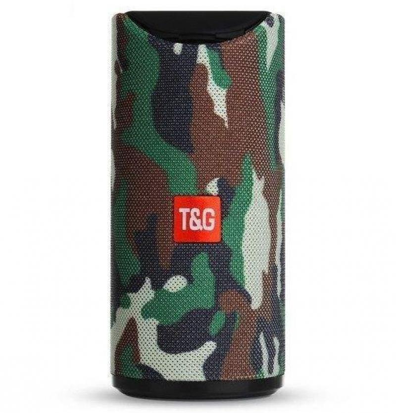 اسپیکر بلوتوثی قابل حمل تی اند جی مدل Tg-113