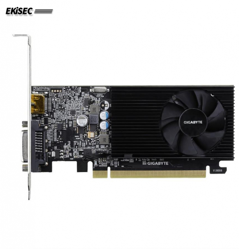 کارت گرافیک گیگابایت مدل GIGABYTE GeForce GT 1030 Low Profile D4 2G