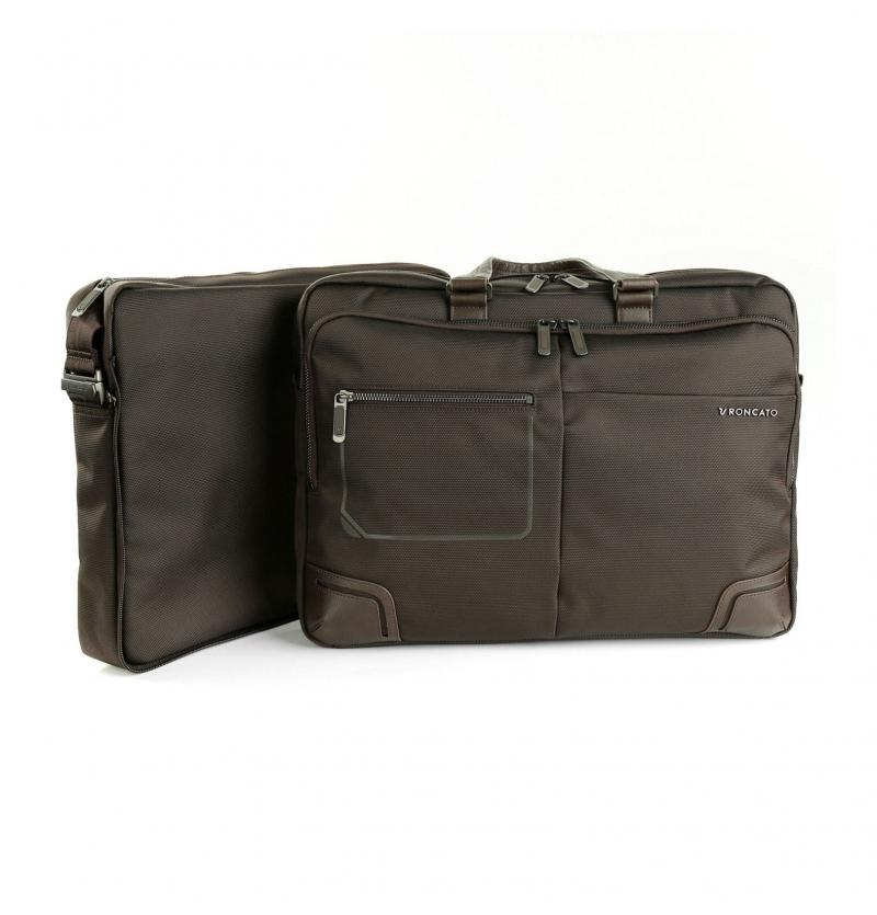 کیف لپ تاپ رونکاتو مدل WALL STREET مناسب برای لپ تاپ 15.6 اینچی